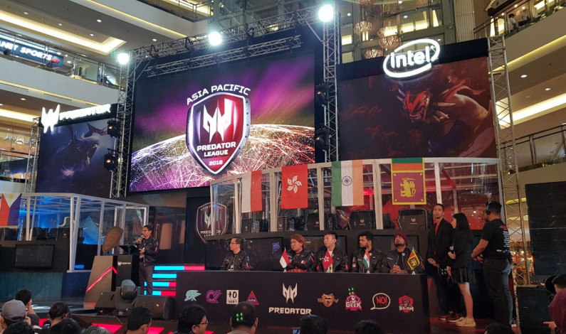 Indonesia Masuk Grand Final APAC Predator League 2018