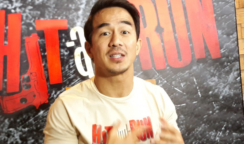 Ketengilan Joe Taslim Dalam Film Hit N Run