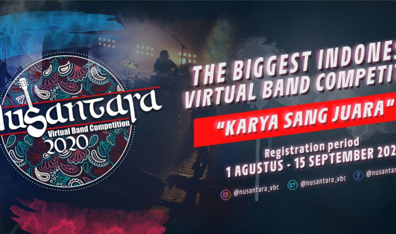 Virtual Band Competition Pertama dari CKH Entertainment di Masa Pandemi