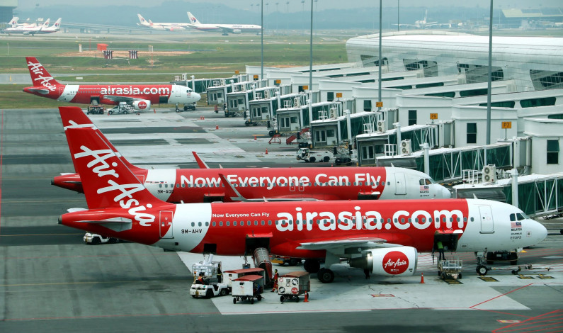 Virtual Travel Fair, Air Asia Berikan Diskon Tiket Penerbangan Domestik