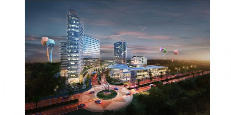 Batam, Prospek Ciputra Membidik Investor Malaysia dan Singapura