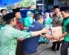 LPBI NU Berperan Serta Aktif Terhadap Penanganan Bencana Banjir Bandang Garut