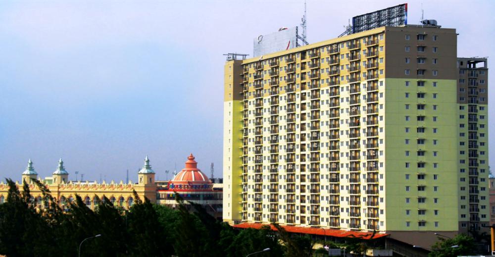 Ilustrasi apartemen di Bekasi.   Foto : Ist