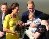 Pangeran William dan Middleton Bawa Anaknya Saat Kunjungan Negara