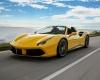 Ferrari Tetap Konsisten Dengan Produksi Mobil Sport Terbarunya 488 Spider
