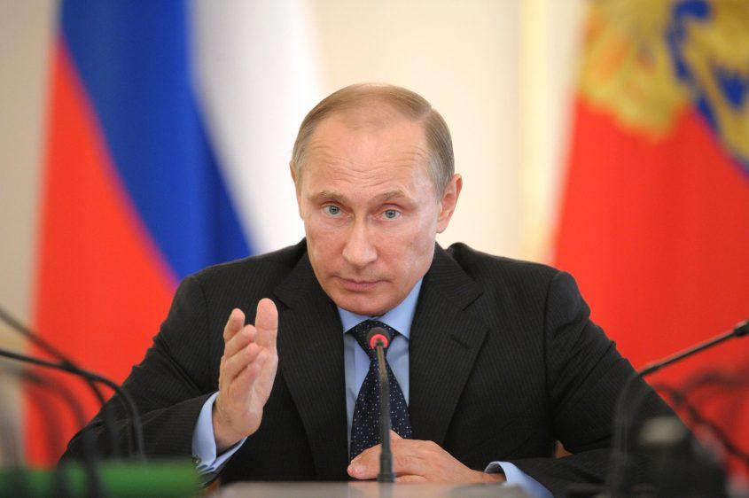 Putin Yakin Bahwa Gencatan Senjata di Suriah Bakal Terwujud