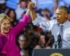 Seketika Dalam Kampanyenya Clinton Berhasil Kumpulkan Dana 2 Trilyun