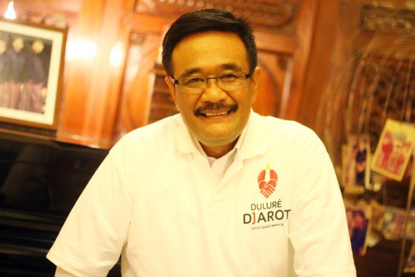 Profil Biografi Djarot Saiful Hidayat