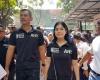Demi Meraih Kursi Gubernur, Agus Berbagi Tugas Dengan Istri
