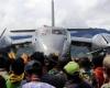 Lagi Pesawat Kargo Jenis Caribou Dilaporkan Jatuh Dari Ketinggian 3.700 Feet Diatas Mimika