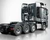 Mercedes-Benz Perkenalkan Produk Truck Barunya New Heavy Duty