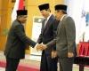 Gubernur Soni Akan Berikan Sansi Tegas Kepada PNS Yang Bolos Kerja 4 November Besok