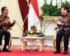 Jokowi Merasa Senang Akan Kedekatan Setya Novanto Dengan Donald Trump
