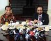 Presiden Jokowi Mengaku Tidak Khawatir Akan Adanya Penjegalan dan Makar