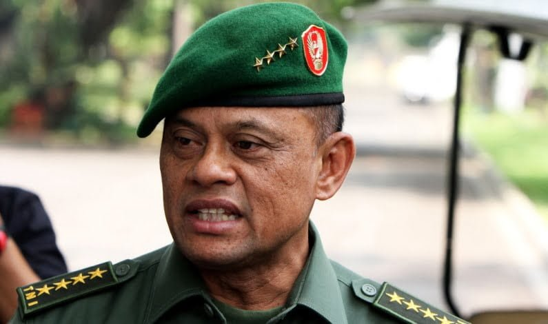 Jenderal TNI Gatot Nurmantyo: Ibu Saya Sudah Menunaikan Tugas