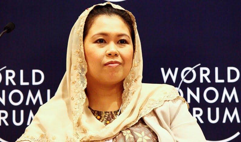 Yenny Wahid dan Muslimat NU