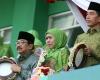 Para Tokoh Negara Berikan Apresiasi, Khofifah Pimpin Kembali Muslimat NU