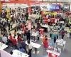 Banyak  Booth Yang Menawarkan Koleksi Smartphone Android di Indocomtech 2016