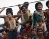 Bangladesh Usir Ribuan Pengungsi Rohingya Yang Meminta Pelindungan