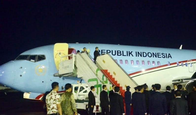 Pilpres 2019, KPU: Jokowi Bisa Pakai Pesawat Kepresidenan Untuk Kampanye
