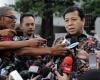 Setya Novanto Bersama Pimpinan DPR Sambangi Presiden Jokowi