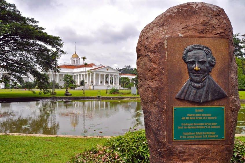 Kebun Raya Bogor Siap Sambut Peringatan Dua Abad