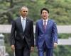 Shinzo Abe dan Barak Obama Napak Tilas Bersama ke Pearl Harbour