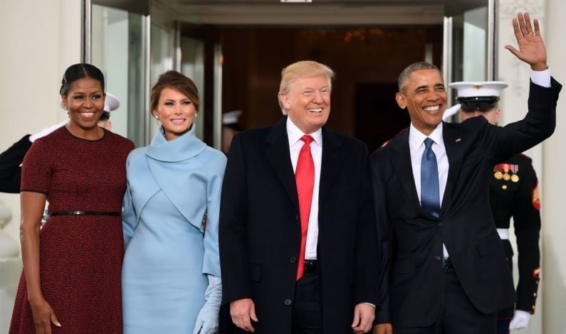 Trump Resmi Duduki Gedung Putih Dengan Semua Kontroversialnya