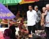 Senyum Presiden untuk Pedagang Pasar Boyolali