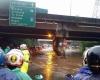 Akibat Hujan Seharian, Ruas Kalimalang-Bekasi Tergenang Air Hingga 60 Cm