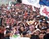 Ribuan Massa Tumplek Blek Dukung Ahok-Djarot di Konser Gue-2