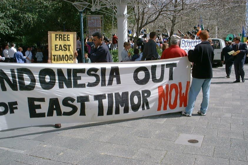 Sejarah Lepasnya Timor Timur Dari NKRI