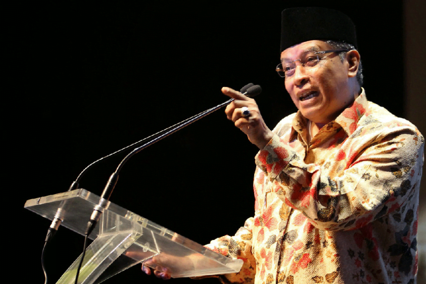 Menristekdikti Bersama Ketum PBNU Resmikan UNU Yogyakarta