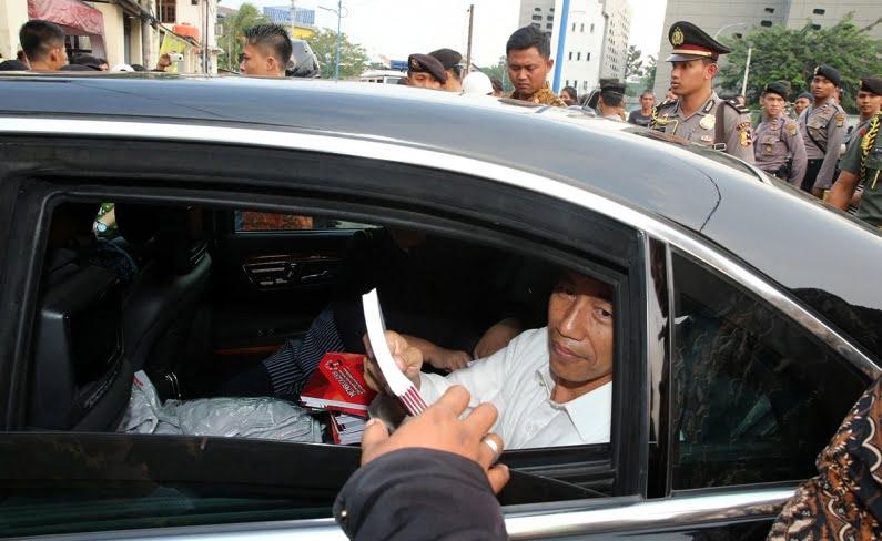 Jokowi: Pembagian Sertifikat Tanah Itu Benar, Buka Pengibulan