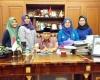 Calon Kandidat PB Korps PMII, Liazul Kholifah Minta Doa Restu Ketum PBNU