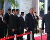 Kunjungan Raja Salman ke DPR Dihadiri Oleh Para Pemimpin Partai, Absen Megawati