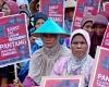 Jokowi Diminta Segera Cabut Izin Pertambangan PT Semen Indonesia
