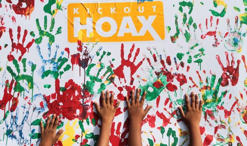 """Mahasiswa Ubhara Jaya Adakan Seminar dan Talkshow """"Turn Back Hoax!!!"""""""
