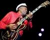 Chuck Berry, Sang Legenda Maestro Rock 'n Roll Ini Baru Saja Tutup Usia