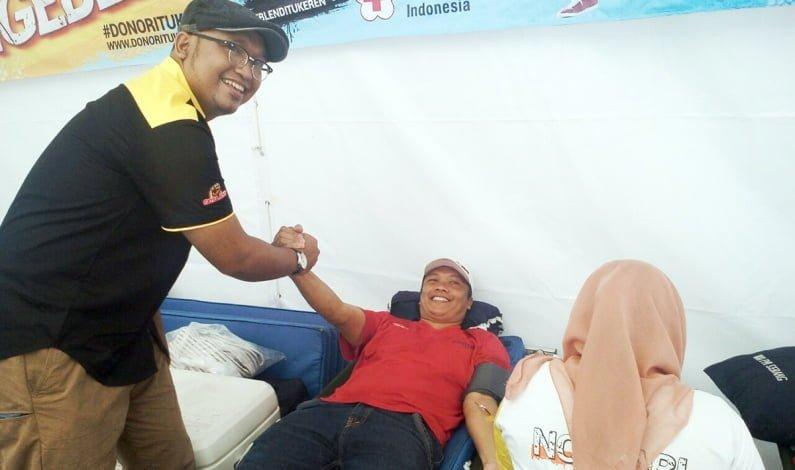 Targetkan 50 Ribu Kantung Darah, PT Bintang Toedjoe Ajak Pemuda Donor Darah