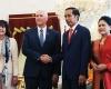 Jokowi Sambut Baik Komitmen AS Perkuat Kerja Sama Perdagangan dan Perdamaian