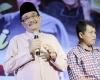 Djarot Bersama Keluarga Besar NU Peringati Isra' Miraj Nabi Muhammad