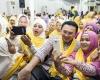 Golkar Sosialisasikan Program-Program Islami Ahok-Djarot