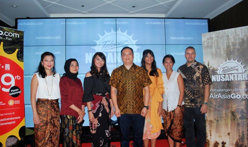 AirasiaGo Dengan #TelusurNusantara Rambah Jawa Timur