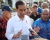Jokowi Kunjungi Papua Tinjau Pembangunan Infrastruktur