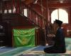 Jokowi Sholat dan Wakafkan Al Qur'an di Masjid Beijing China
