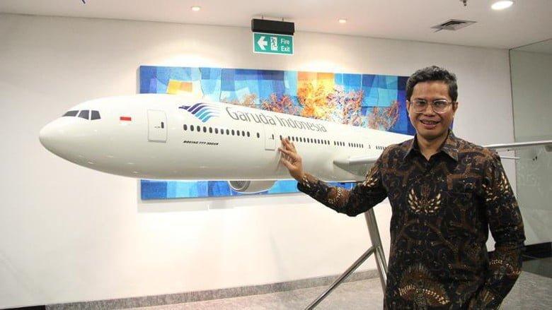 Pahala N. Mansury, Bankir Yang Tertantang Hijrah ke Garuda