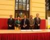 STIE Mulia Pratama Jalin MOU dengan Kampus di 2 Negara Eropa