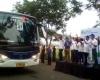 BPJS Ketenagakerjaan Provinsi Banten Lepas 835 Pemudik Se-Tangerang Raya