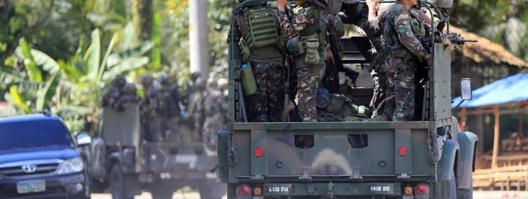 Sambut Lebaran, Tentara Filipina Lakukan Gencatan Senjata
